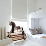 Kinderkamer met open inloopkast slaapkamer idee n - Volwassen slaapkamer idee ...