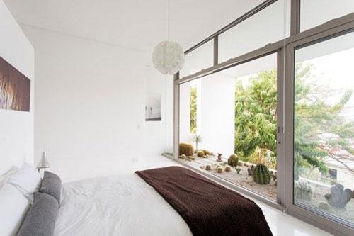 ... Slaapkamer : Natuurlijke slaapkamer : Witte slaapkamer met natuurlijke