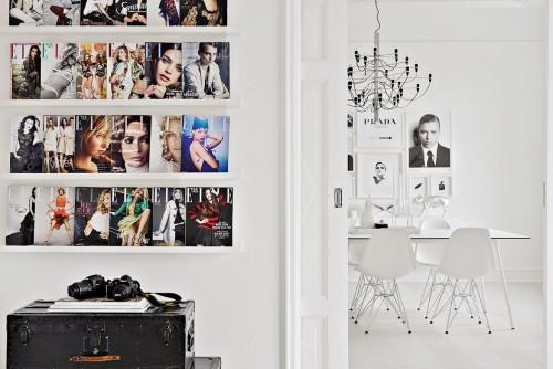 Voorbeelden Zwart Wit Slaapkamers ~ Nl loanski witte keuken met grijze ...