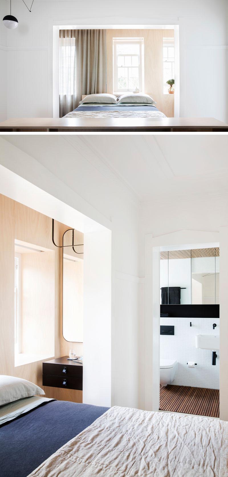 Woonkamer slaapkamer combinatie in een klein appartement van 22m2