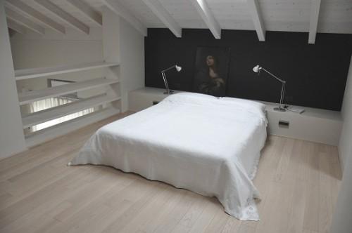 Zolder slaapkamer uit Italië  Slaapkamer ideeën