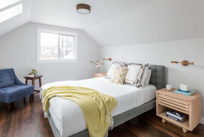 Inloopkast Op Zolder : Zolder slaapkamer met inloopkast en babykamer slaapkamer ideeën