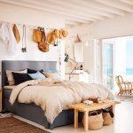 Zomerse slaapkamer met IKEA