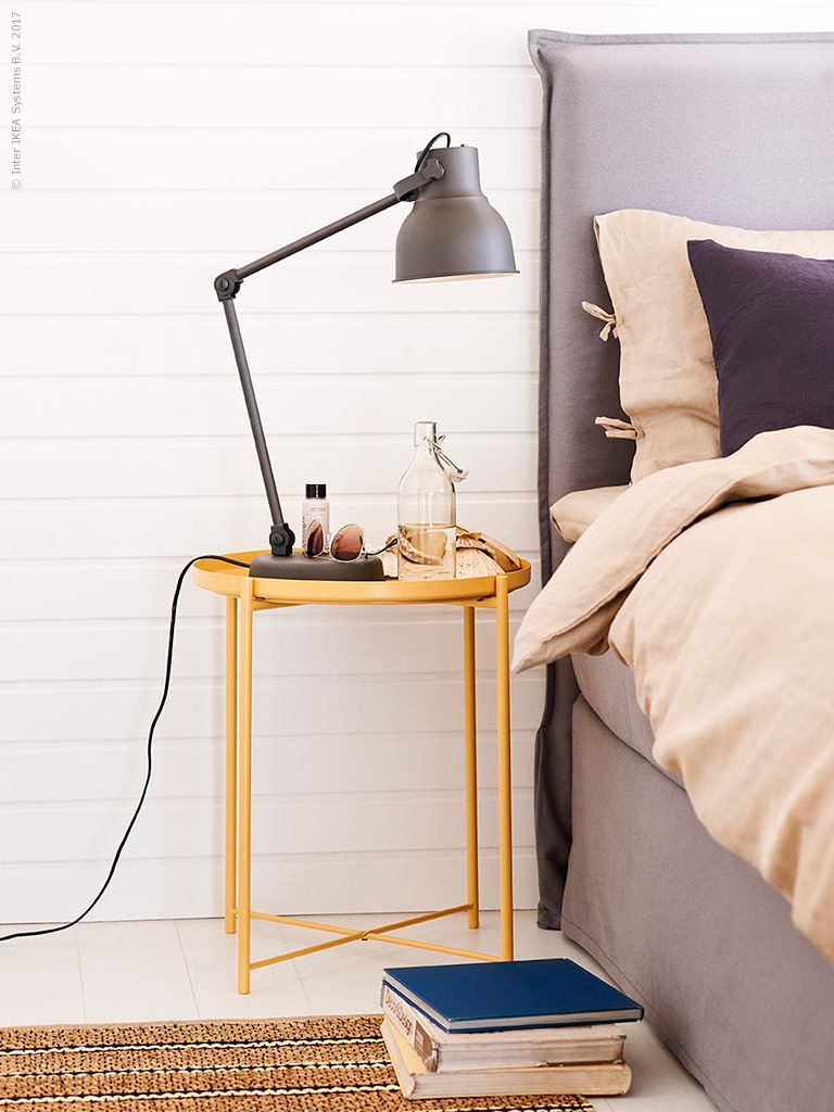 zomerse slaapkamer met ikea slaapkamer idee235n