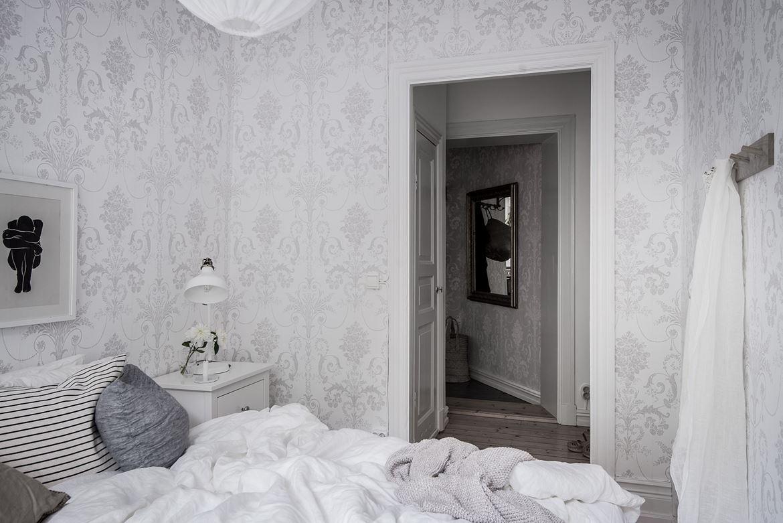 Zweedse slaapkamer met een romantische sfeer slaapkamer idee n - Romantische slaapkamer ...